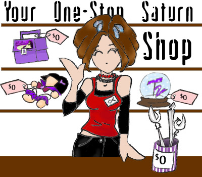 Your One Stop Saturn Shop